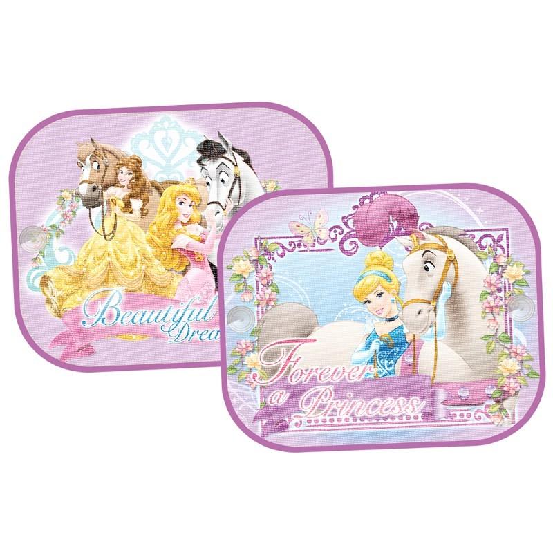 Protetor solar redutor de claridade duplo - Princesas da Disney