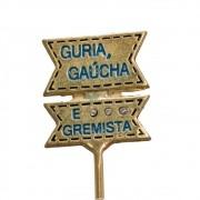 Enfeite de Chimarrão   Guria Gremista