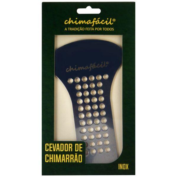 Cevador Chimafácil fino em Inox