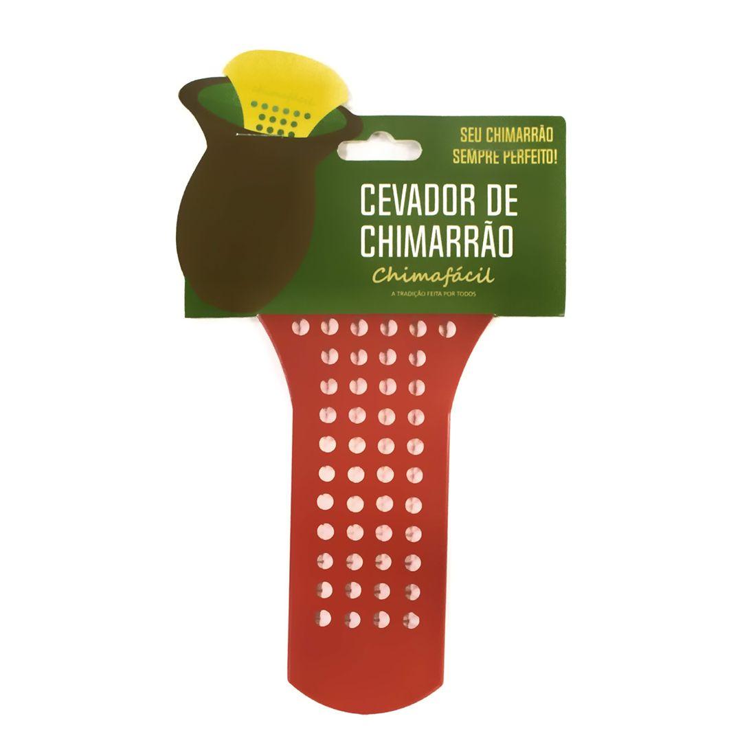 Cevador Chimafácil fino em plástico