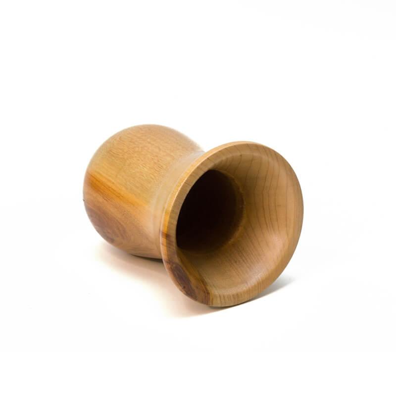 Cuia de madeira - Bago