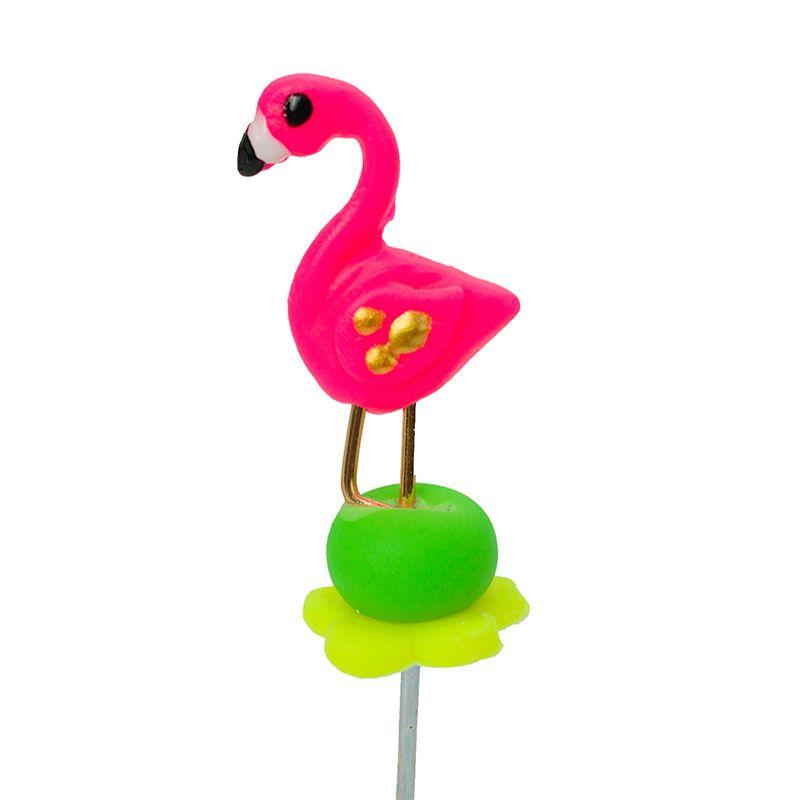 Enfeite de Chimarrão | Flamingo 2