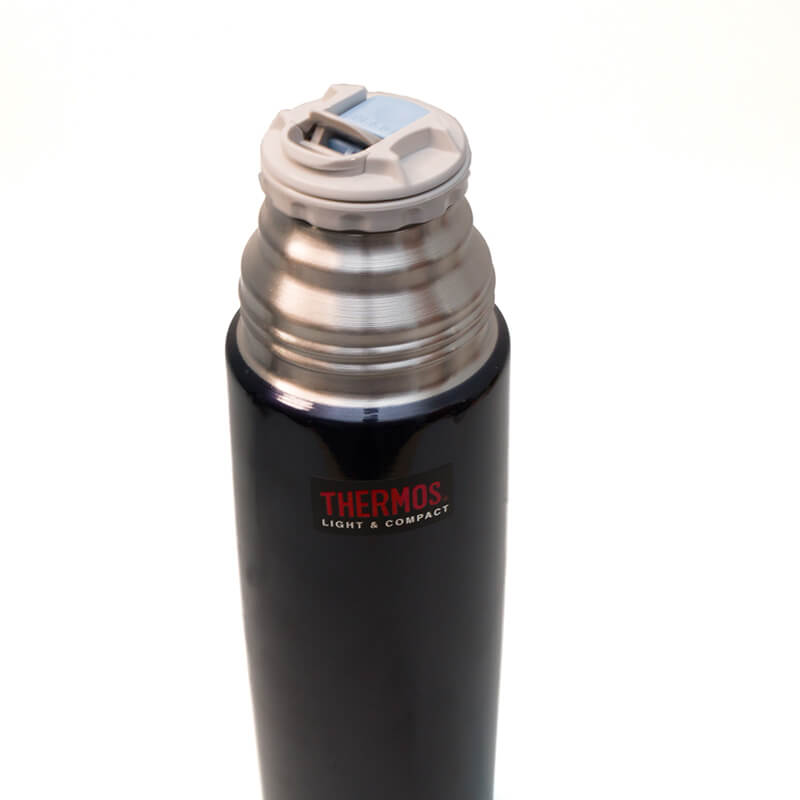 Garrafa Térmica em Inox 1 litro - Azul