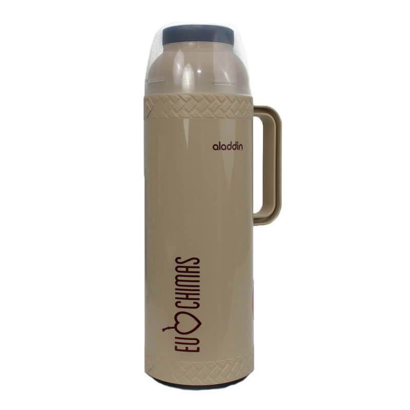 Garrafa Térmica para Chimarrão Aladdin | Bege 1 litro