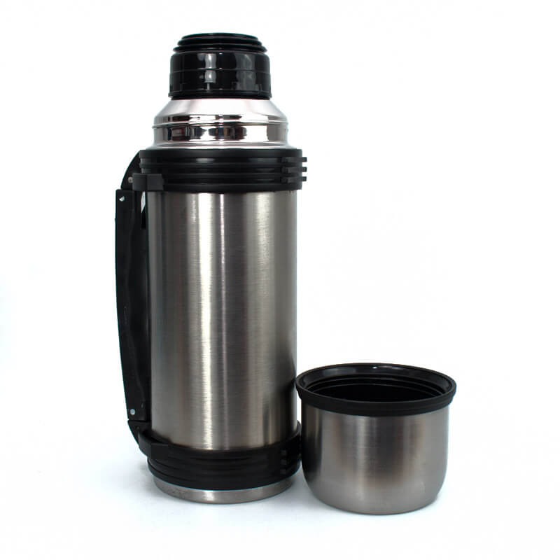 Garrafa Térmica para Chimarrão Inox |  1 litro