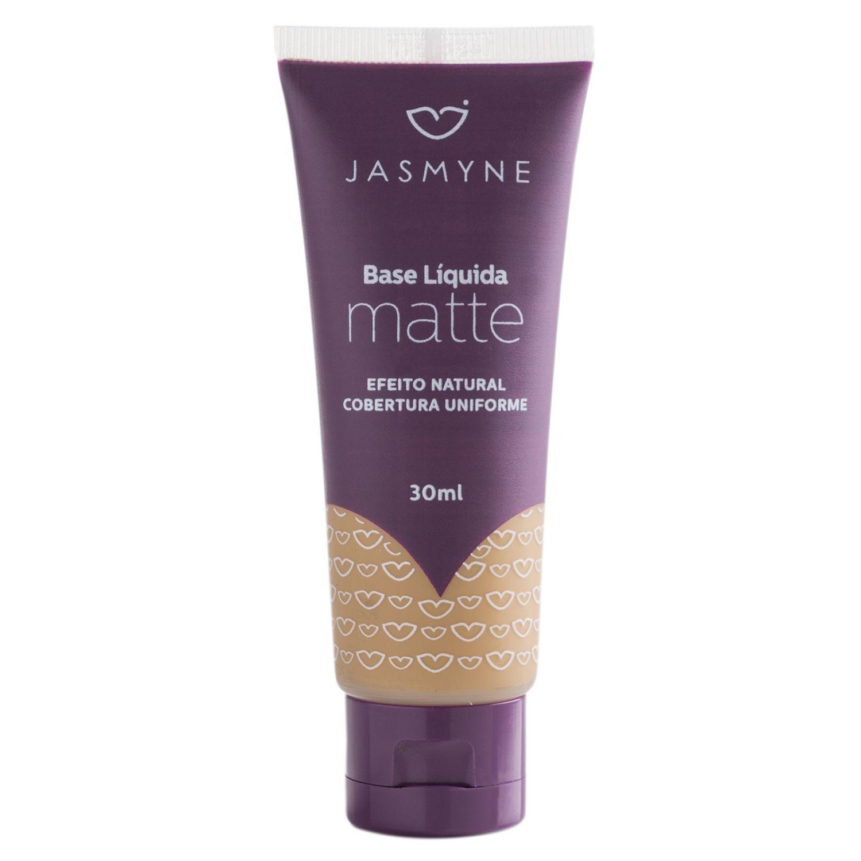Base Líquida Matte Jasmyne Cor 03