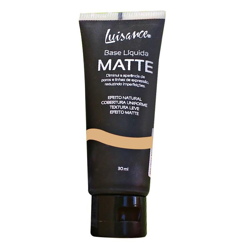Base Líquida Matte Luisance Cor 01