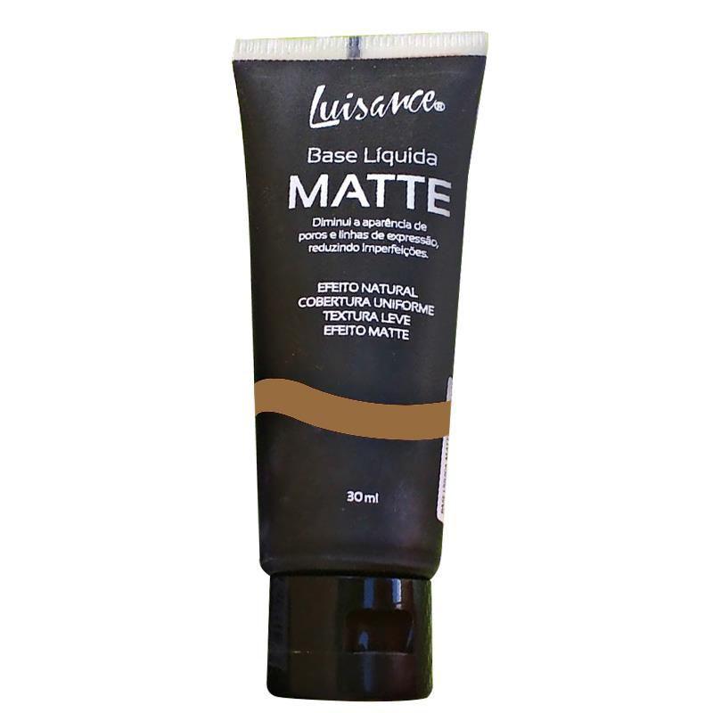 Base Líquida Matte Luisance Cor 03