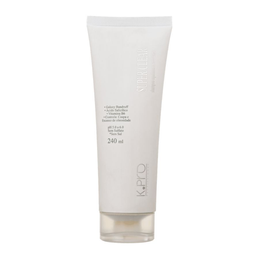 CLEAR K.Pro Shampoo AntiCaspa 240 ml