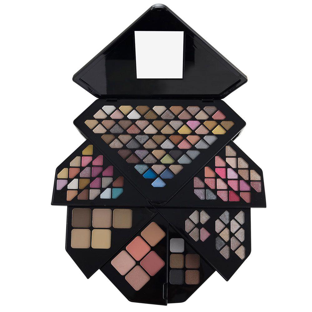 Estojo de Maquiagem Diamond Luisance L11005