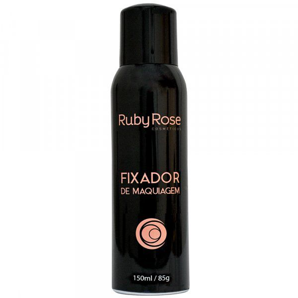 Fixador de Maquiagem Ruby Rose 150 ml HB-312