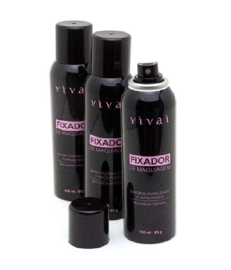 Fixador de Maquiagem Vivai 5027.1.1