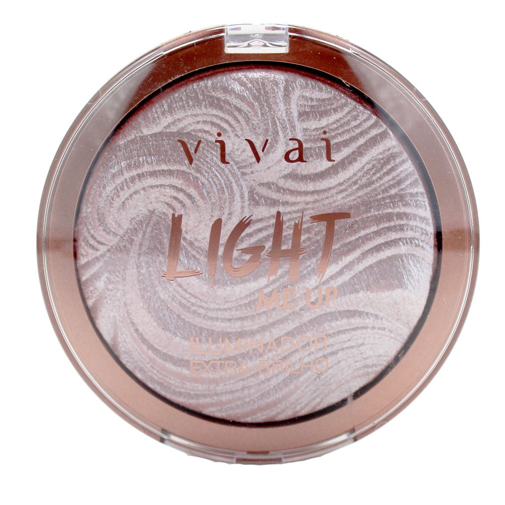 Iluminador Extra Brilho Light Me Up Vivai 1073.1.1 - Cor 2