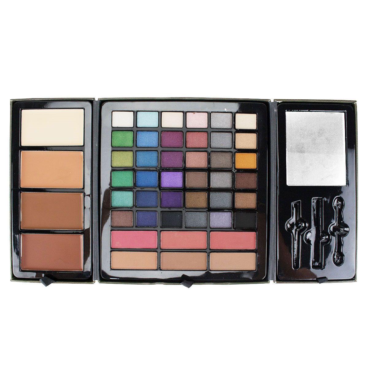 Jasmyne Facebeauty Kit Maquiagem V780A 55,6g