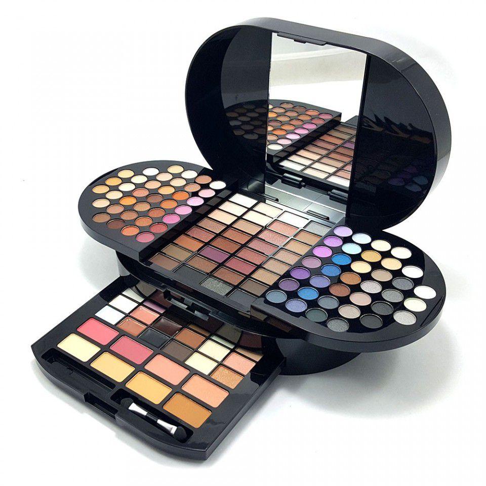 Kit de Maquiagem Crazy For Makeup Luisanse L6026