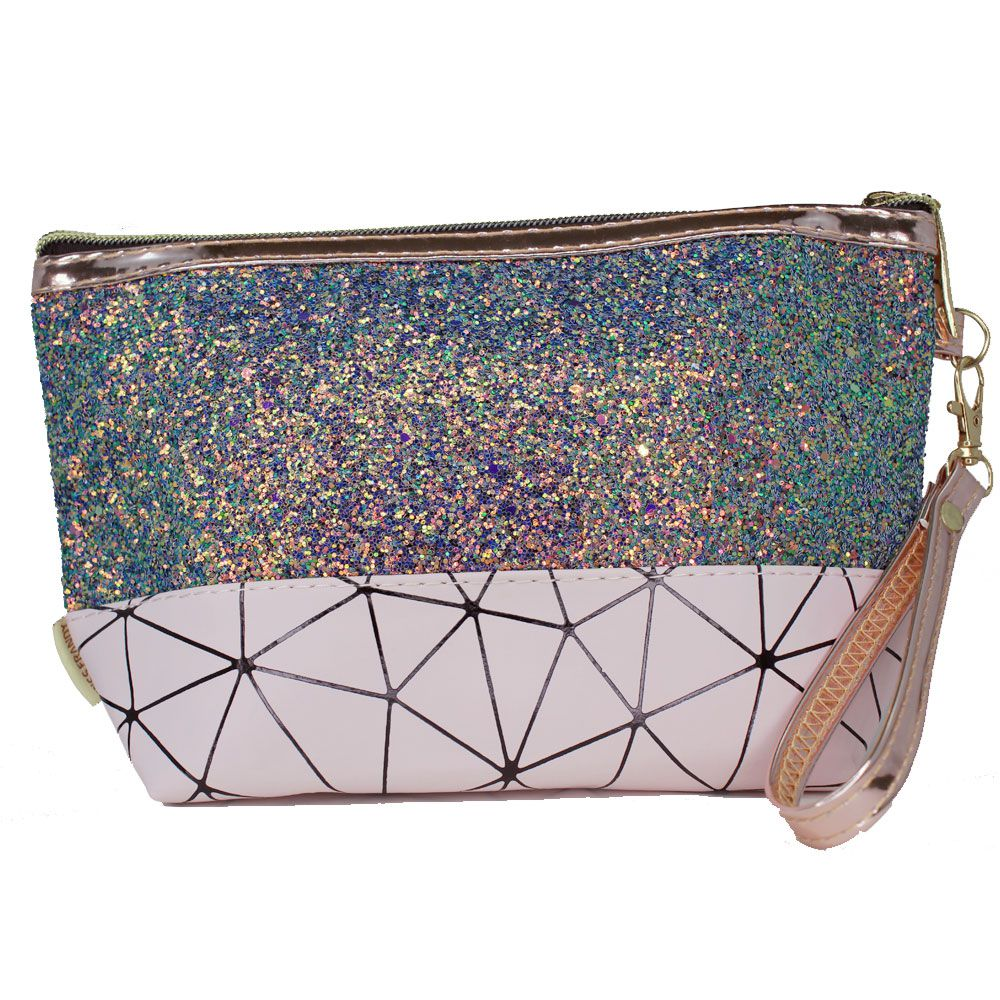 Necessaire Miss Frandy Rosa