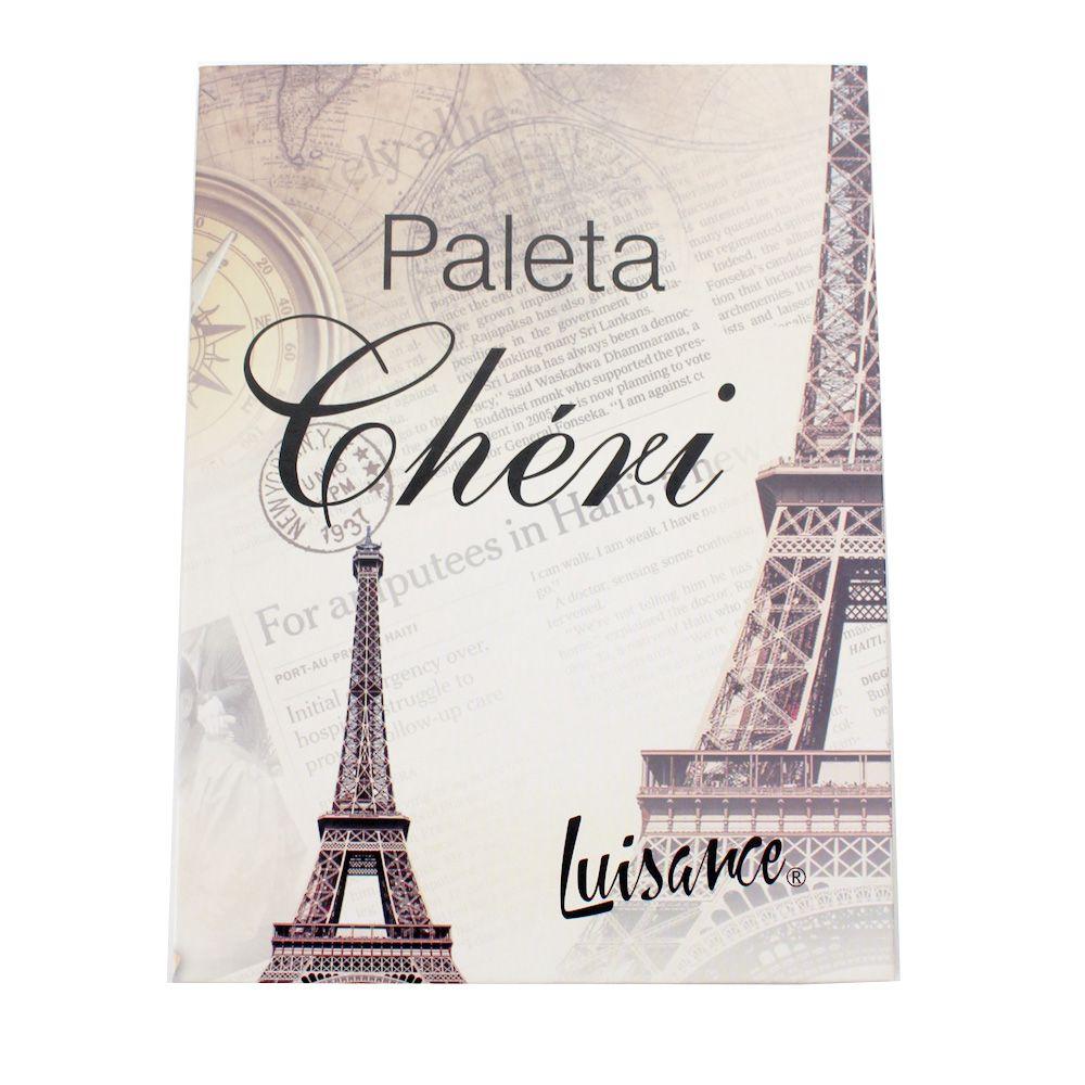 Paleta Chéri Kit Luisance L6057