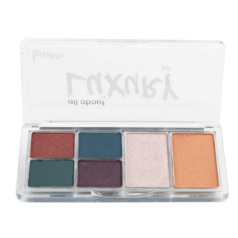 Paleta de Maquiagem All About Luxury Kit Luisance L2020 Cor B