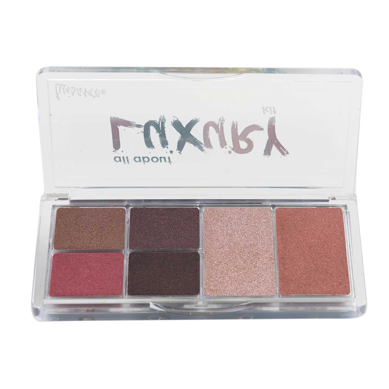 Paleta de Maquiagem All About Luxury Kit Luisance L2020 Cor C