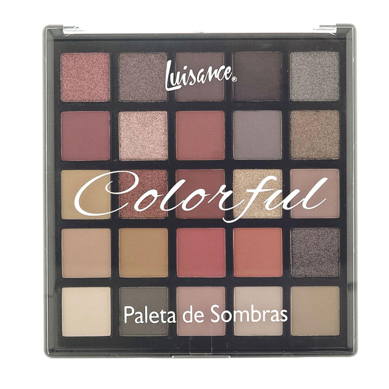Paleta de Sombra ColorFul Luisance L797