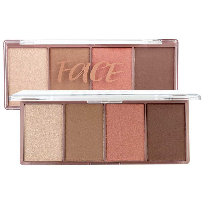 Paleta de Sombra Face Belle Angel T005