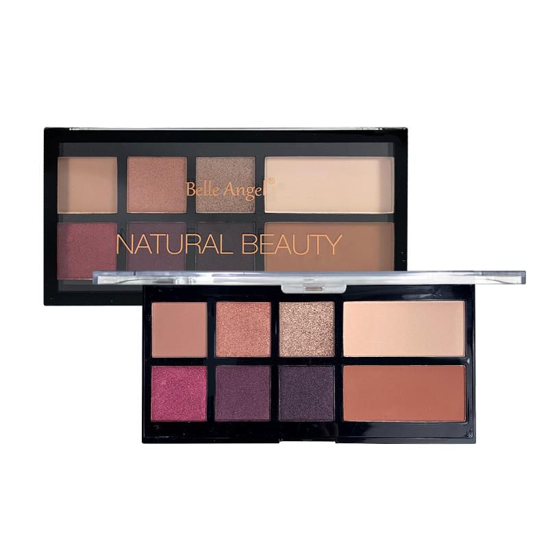Paleta de Sombra Natural Beauty Belle Angel T012