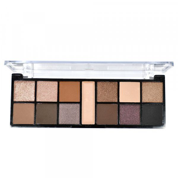 Paleta de Sombra Ruby Rose Pocket Warm Look HB-9950