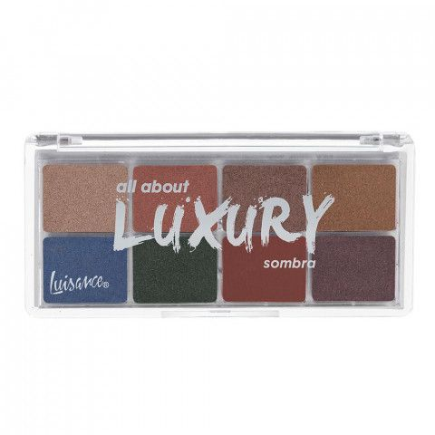 Paleta de Sombras All about Luxury L2019 Cor A