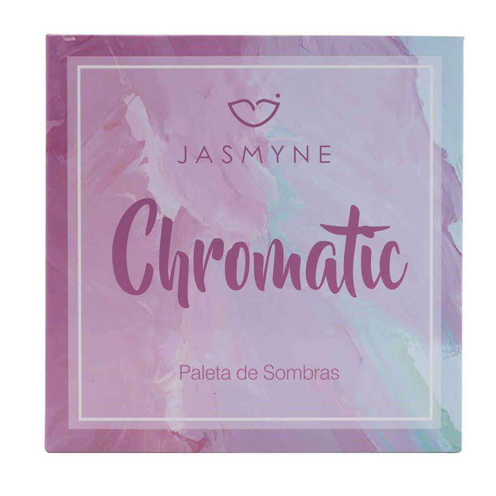 Paleta de Sombras Chromatic Jasmyne JS06019