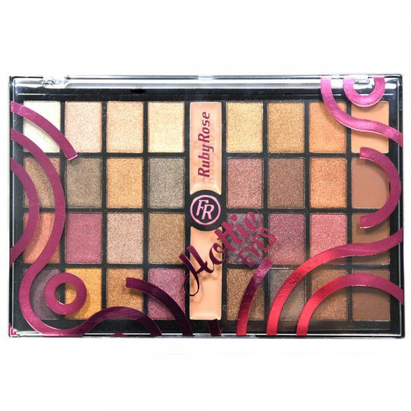 Paleta de Sombras Hottie Eyes Ruby Rose HB-9975