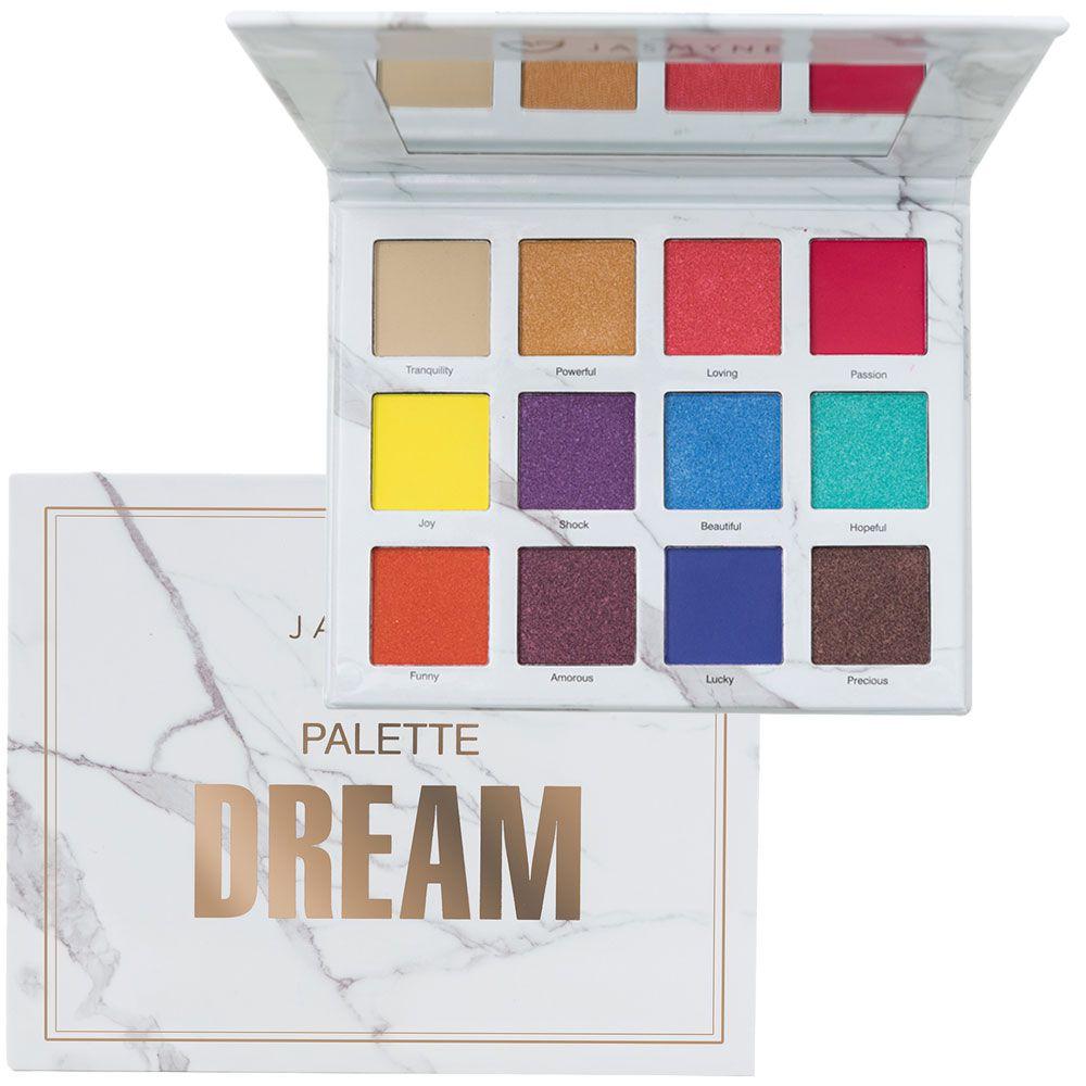 Paleta de Sombras Palette Dream Jasmyne JS06025