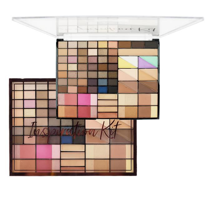 Paleta Inspirations Kit Ruby Rose HB-9365