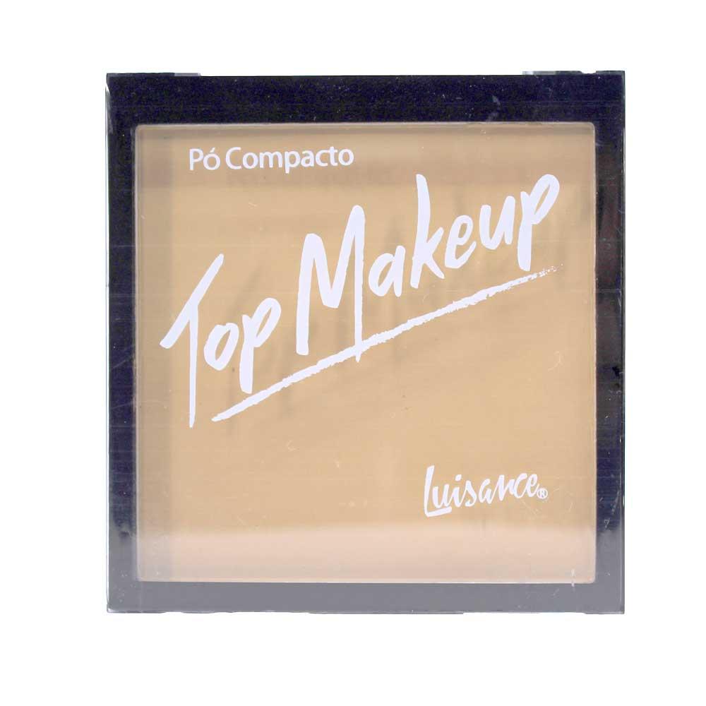 Pó Compacto Top Makeup Luisance L1037 Cor A