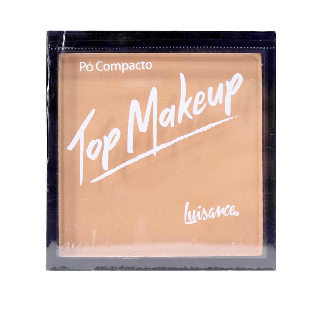 Pó Compacto Top Makeup Luisance L1037 Cor B