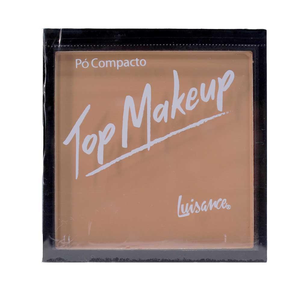 Pó Compacto Top Makeup Luisance L1037 Cor C