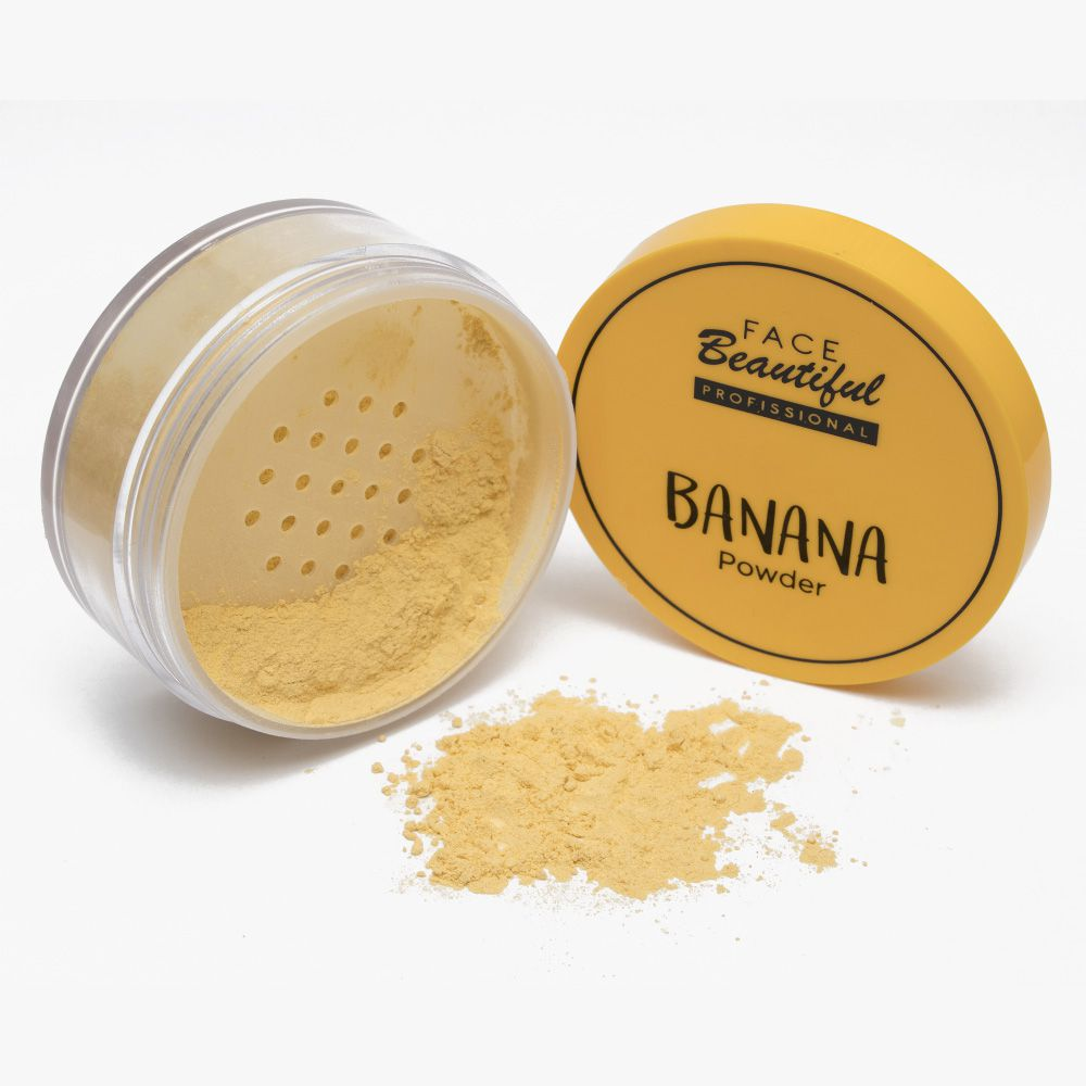 Pó Finalizador Banana Powder Face Beautiful