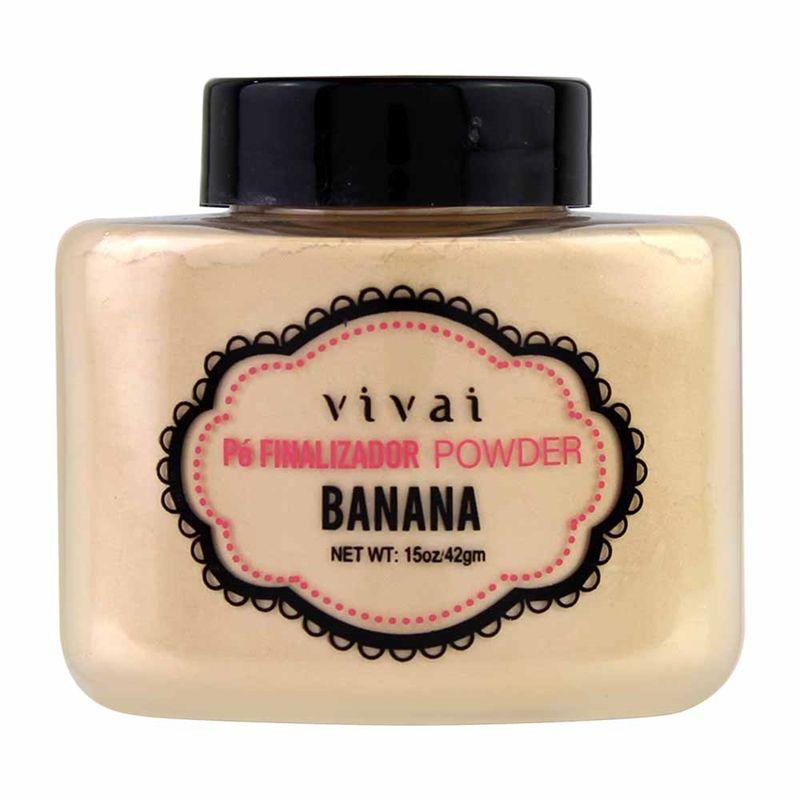 Pó Finalizador Powder Banana Vivai 1000.1.1