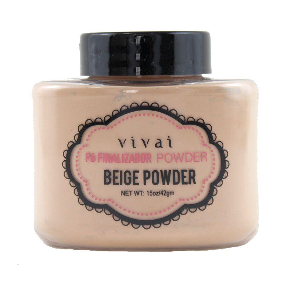 Pó Finalizador Powder Beige Vivai 1000.1.1