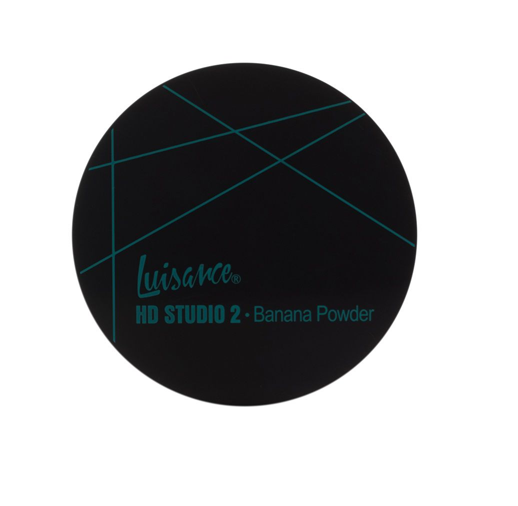 Pó Fixador HD Studio Banana Powder Luisance L657