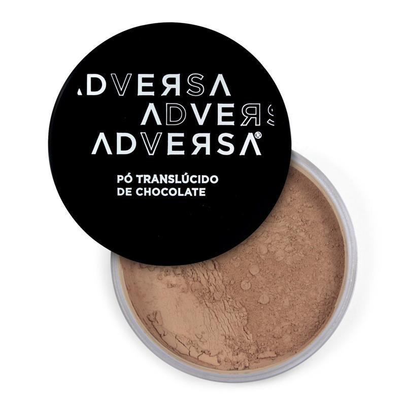 Pó Translúcido de Chocolate Adversa AD108 18g