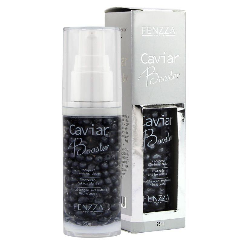 Rejuvenescedor Facial Caviar Booster Fenzza