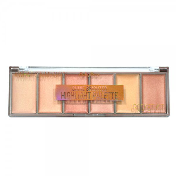 Ruby Rose Iluminador Shine Brighter Cream Highlight HB-7510