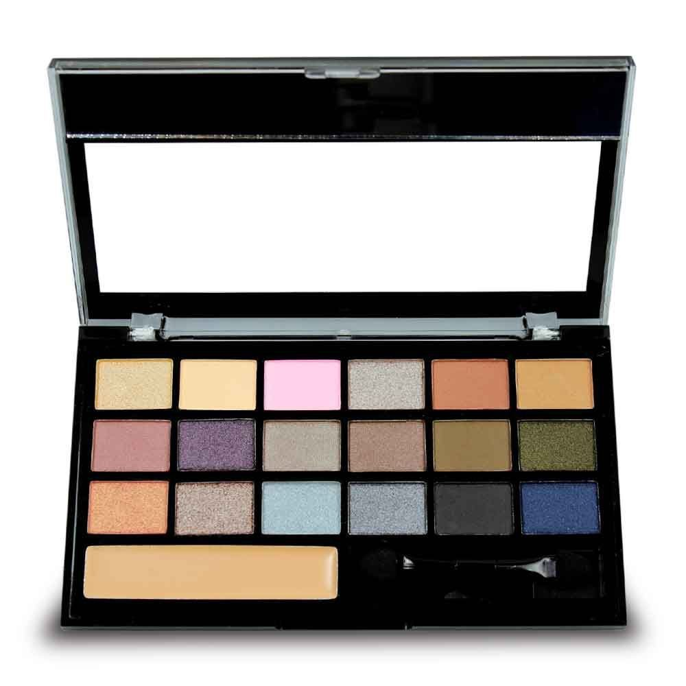 Paleta de Sombras Be Gorgeous Ruby Rose HB-9916