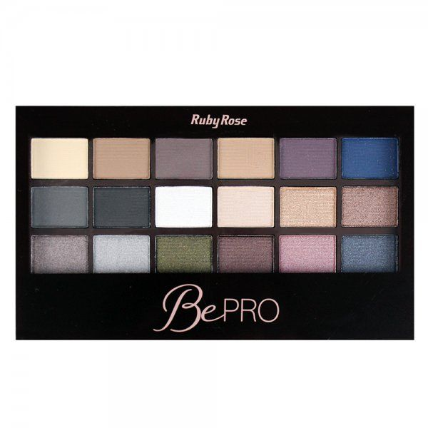 Paleta de Sombras Be Pro Ruby Rose HB-9929