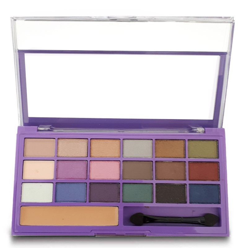 Paleta de Sombras Be Reloaded  Ruby Rose HB-9921