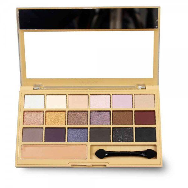 Paleta de Sombras Be Stylish Ruby Rose HB-9918