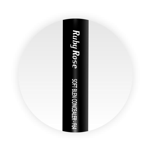 Ruby Rose Pincel F64 Soft Blend Concealer