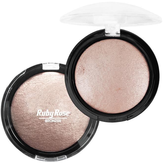 Ruby Rose Pó Bronzeador Bronzer HB-7213 Cor 1