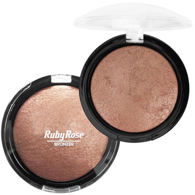 Ruby Rose Pó Bronzeador Bronzer HB-7213 Cor 4