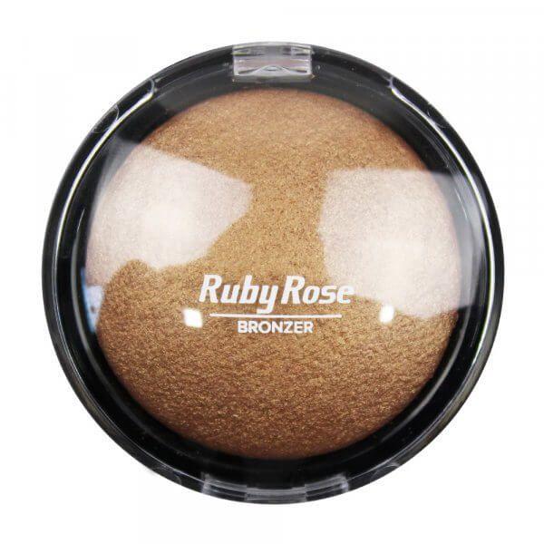 Ruby Rose Pó Bronzeador Bronzer HB-7213 Cor 5
